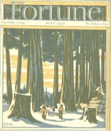 Fortune Magazine Covers - 1930 (No. 60203005)