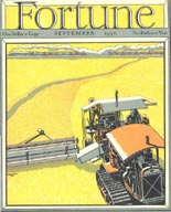 Fortune Magazine Covers - 1930 (No. 60203009)