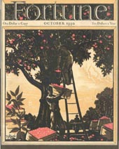 Fortune Magazine Covers - 1930 (No. 60203010)