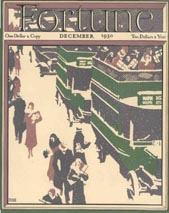 Fortune Magazine Covers - 1930 (No. 60203012)