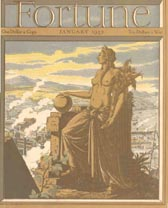Fortune Magazine Covers - 1932 (No. 60203201)