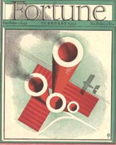 Fortune Magazine Covers - 1932 (No. 60203202)