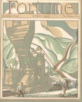 Fortune Magazine Covers - 1932 (No. 60203204)