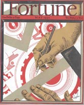 Fortune Magazine Covers - 1932 (No. 60203205)