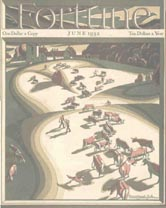 Fortune Magazine Covers - 1932 (No. 60203206)