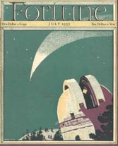Fortune Magazine Covers - 1932 (No. 60203207)