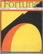Fortune Magazine Covers - 1932 (No. 60203208)