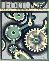 Fortune Magazine Covers - 1932 (No. 60203209)
