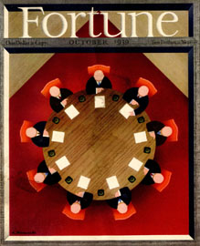 Fortune Magazine Covers - 1939