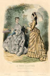 Victorian Fashion Print (No. 60267523)