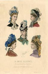 Victorian Fashion Print (No. 60267543)