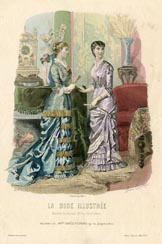Victorian Fashion Print (No. 60268101)