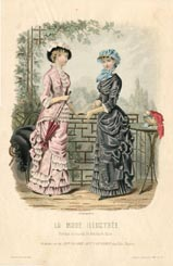 Victorian Fashion Print (No. 60268112)