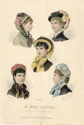 Victorian Fashion Print (No. 60268114)