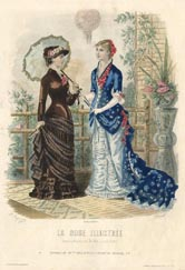 Victorian Fashion Print (No. 60268120)