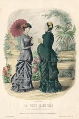 Victorian Fashion Print (No. 60268123)