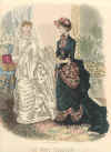 Victorian Fashion Print (No. 60268303)