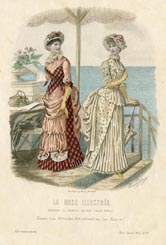 Victorian Fashion Print (No. 60268320)