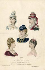 Victorian Fashion Print (No. 60268503)