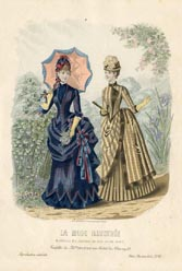 Victorian Fashion Print (No. 60268516)