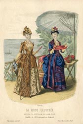 Victorian Fashion Print (No. 60268527)