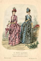 Victorian Fashion Print (No. 60268614)