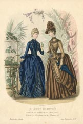 Victorian Fashion Print (No. 60268647)