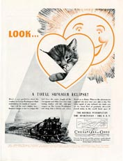 Chessie the Cat Ads (No. 60420023)