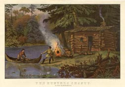 Currier and Ives Print (No. 61336111)