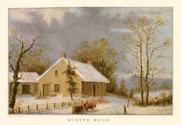 Currier and Ives Print (No. 61336501)