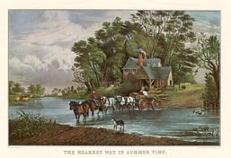 Currier and Ives Print (No. 61336507)
