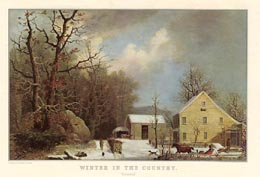 Currier and Ives Print (No. 61336601)