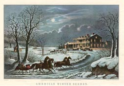 Currier and Ives Print (No. 61336612)