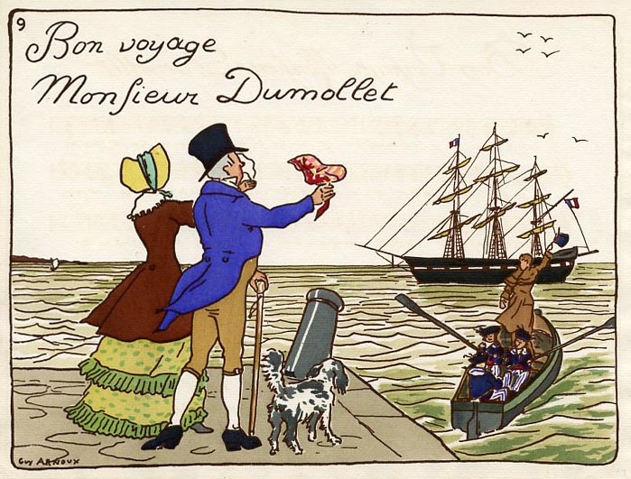Safe Journey, Monsieur Dumollet